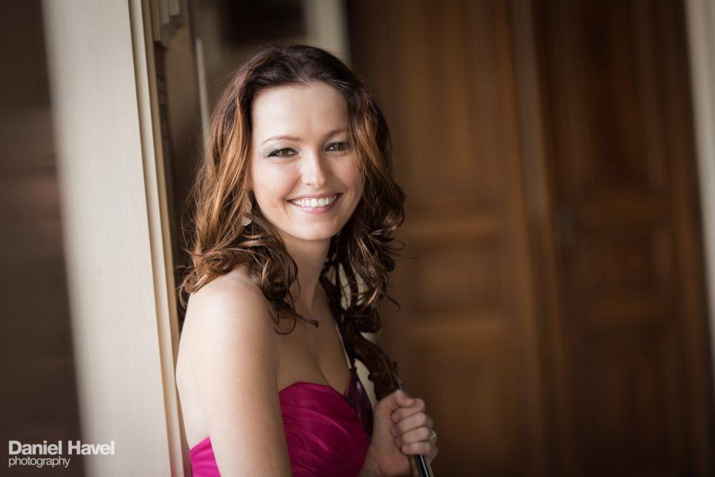 Kristína Fialová - viola